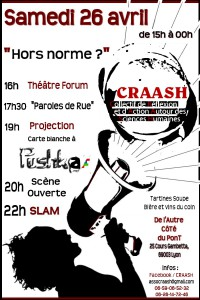 affiche Craash